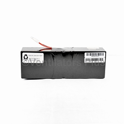 18634-001 Internal Battery (Short Cable), OEM REPLACEMENT Carefusion LTV1200, LTV1150, LTV1100